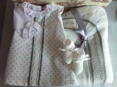 Canastilla de bebé modelo Amorosa